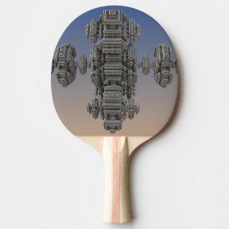 pattern ping pong paddle