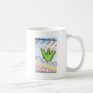 Pattern Poetry Coffee Mug