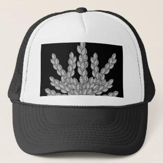 Pattern R Trucker Hat