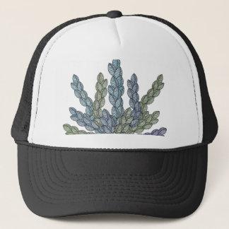 Pattern S Trucker Hat