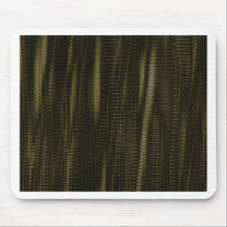 pattern serie waves 1 green mousepad