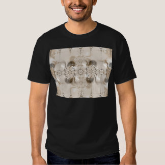 Pattern silver brown created by Tutti Tee Shirts