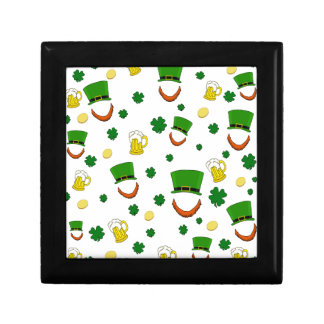 Pattern - St. Patrick's day Gift Box