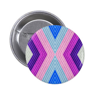 Pattern Standard, 2¼ Inch Round Button