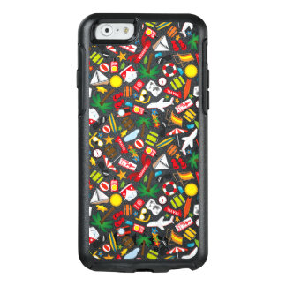 Pattern Summer holiday travel south sea OtterBox iPhone 6/6s Case