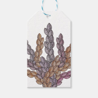 Pattern T Gift Tags