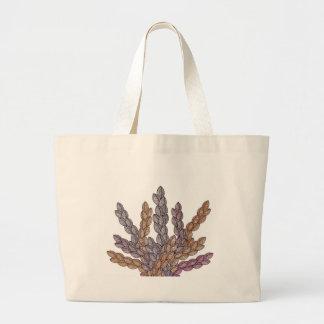 Pattern T Large Tote Bag