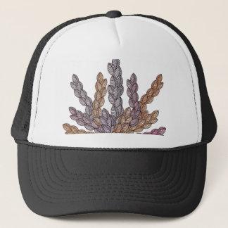 Pattern T Trucker Hat