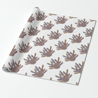 Pattern T Wrapping Paper