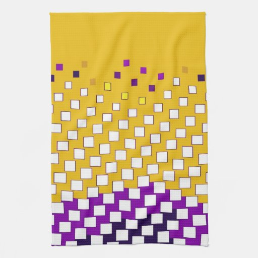 pattern kitchen towel