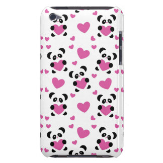 Pattern to the Day of Love iPod Touch Case-Mate Case