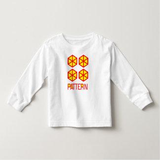 Pattern Toddler Fleece Sweatshirt