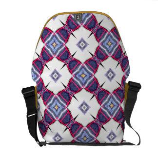 Pattern tre courier bags