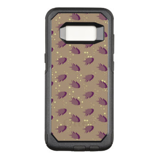 pattern with fish 2 OtterBox commuter samsung galaxy s8 case