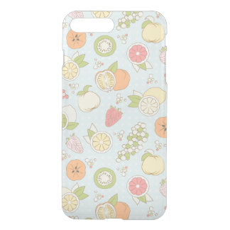 Pattern With Fruits And Berries iPhone 7 Plus Case