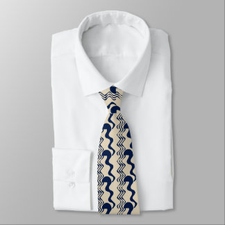 Pattern with Rythm Tie