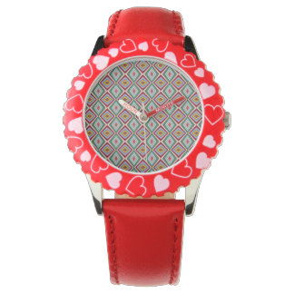 pattern wristwatches