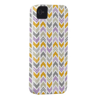 Patterned Arrowhead Chevron iPhone 4 Case-Mate Cases