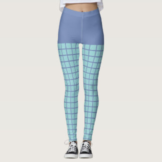 Patterned Body Shaping Leggings