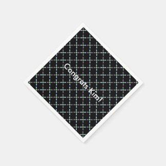 Patterned Napkin Disposable Serviette