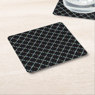 Patterned Party Coaster