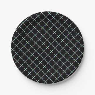Patterned Party Plate