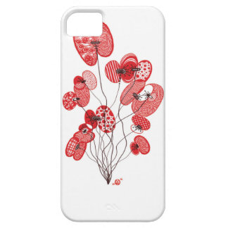 Patterned Poppies iPhone 5 Case