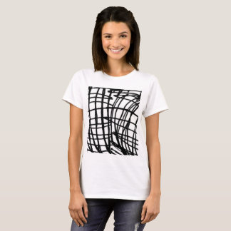 Patterned T-Shirt Scribble