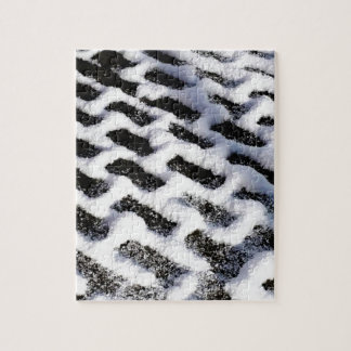patterned walkway jigsaw puzzle