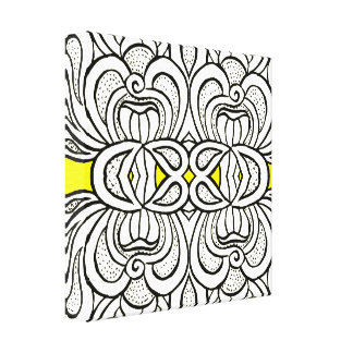 patternproc canvas print