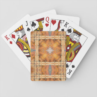Patterns4Nature photography  nature  landscapes  d Playing Cards