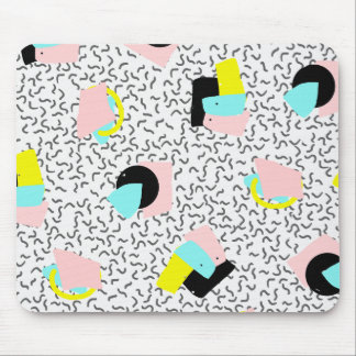 Patterns 3 mouse pad