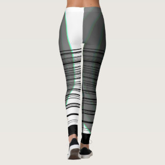 patterns leggings