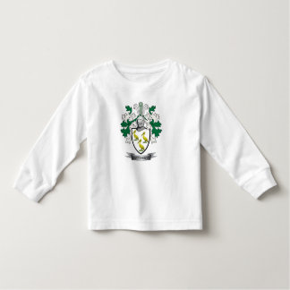 Patterson Family Crest Coat of Arms Toddler T-Shirt