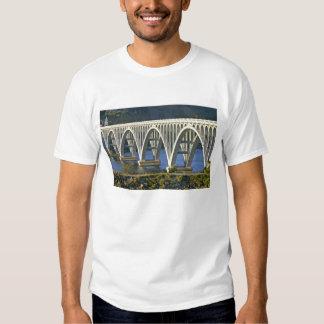 Patterson Memorial Bridge highway 101 over Shirt