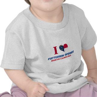 Patterson Springs, North Carolina T-shirt