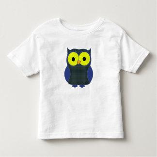 Patterson Tartan Plaid Owl Shirt
