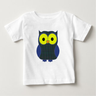 Patterson Tartan Plaid Owl T Shirts