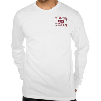 Patterson - Tigers - High - Patterson California T-shirt