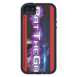 PatTheGamer Official iPhone 5 Case