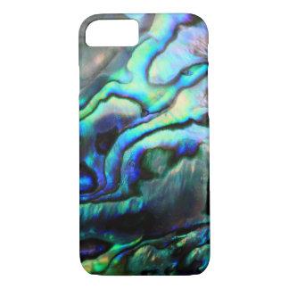 Paua abalone detail iPhone 7 case