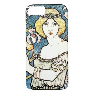 Paul Berthon Salon Des Cent Vintage Art Nouveau iPhone 7 Case
