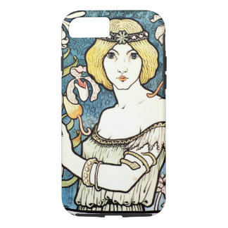 Paul Berthon Salon Des Cent Vintage Art Nouveau iPhone 7 Case