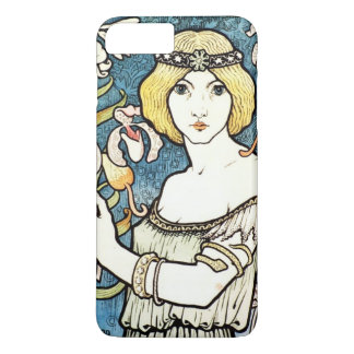 Paul Berthon Salon Des Cent Vintage Art Nouveau iPhone 7 Plus Case