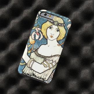 Paul Berthon Salon Des Cent Vintage Art Nouveau Tough iPhone 6 Case