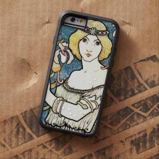 Paul Berthon Salon Des Cent Vintage Art Nouveau Tough Xtreme iPhone 6 Case