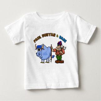 Paul Bunyan & Baby His Blue Ox Children's T-Shirt