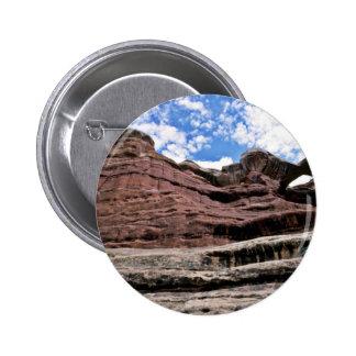 Paul Bunyon s Potty - Canyonlands National Park Pinback Button