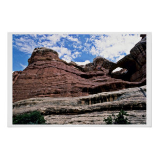 Paul Bunyon's Potty - Canyonlands National Park Posters