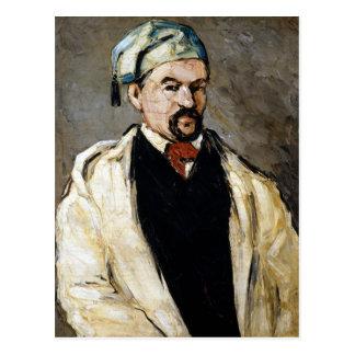 Paul Cezanne Antoine Dominique Sauveur Aubert Postcard